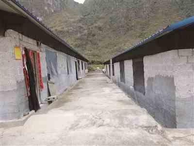 加西村标准化集体蚕房基地.图片