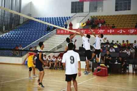 南充市中小学生排球锦标赛落幕全市46支代表队、500余名选手仪陇竞技