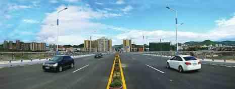 仪陇嘉陵江二桥建设项目通过竣工验收