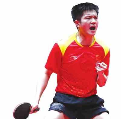 第54届世乒赛团体赛中国男团实现九连冠