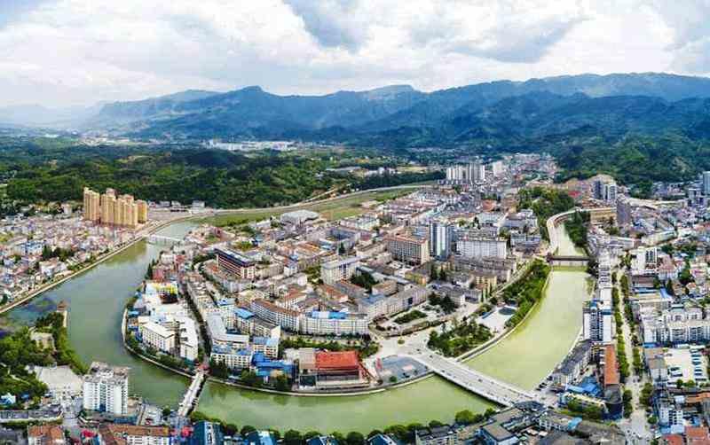 陕西课题的宁强答卷宁强县5·12地震灾后10年发展纪实