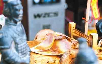 海内外游客永兴坊 体验陕西美食文化