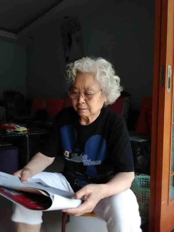 78岁患病老太求职:谁都可能对命运毫无还手之力