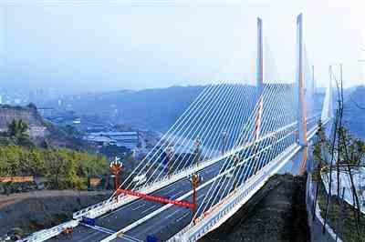 """四川 德阳市 罗江新闻  达城""""五桥""""建设项目除金南大桥通车试运行外"""