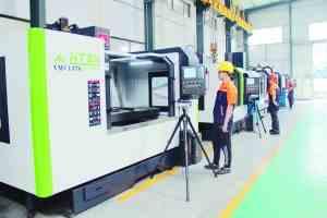 研發數控產品壯大增強機床產業