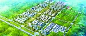 规划建设5.58平方公墨子科创园