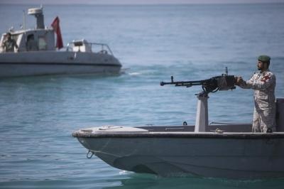兰州日报■伊朗硬对美国摧毁舰船威胁