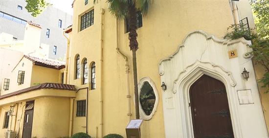 陈纳德将军与陈香梅女士曾在这里举办结婚仪式。